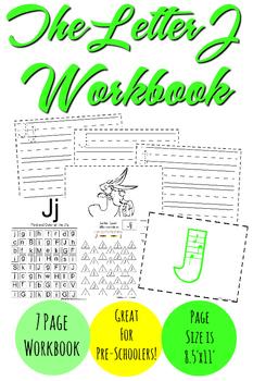 The Letter J Workbook