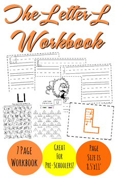 The Letter L Workbook