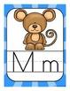 Alphabet Worksheets for the Letter M