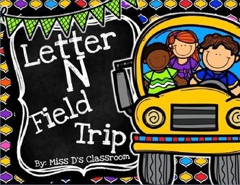 The Letter N Field Trip!