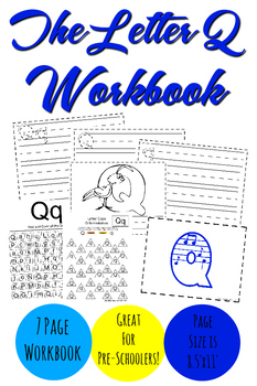The Letter Q Workbook
