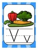 Alphabet Worksheets for the Letter V