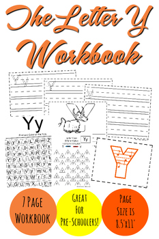 The Letter Y Workbook