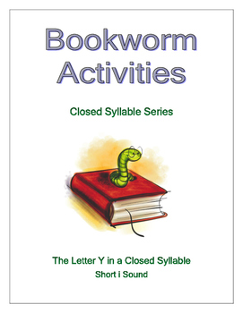The Letter Y in a Closed Syllable with the Short i Sound