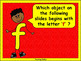 The Letter 'f'