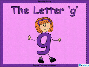 The Letter 'g'