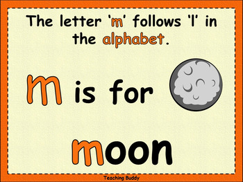 The Letter 'm'