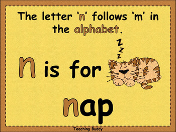 The Letter 'n'
