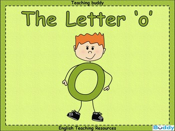 The Letter 'o'