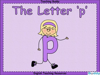 The Letter 'p'