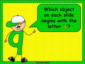 The Letter 'q'