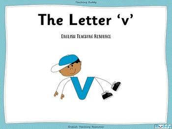 The Letter 'v'