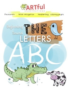 The Letters A B and C