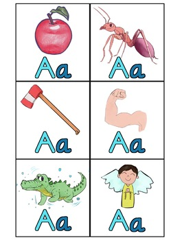 Beginning Sounds ABC