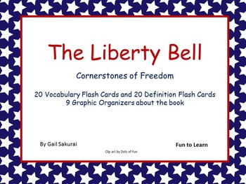 The Liberty Bell  ~ Cornerstones of Freedom Book
