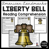 The Liberty Bell in Philadelphia Reading Comprehension Worksheet