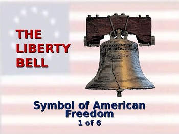 The Liberty Bell - Symbol of American Freedom