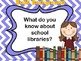 The Library ~ 2nd Grade Open Court Resources
