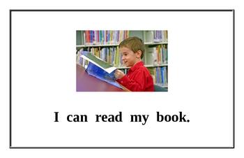 The Library Beginning Reader