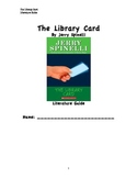 The Library Card Literature Guide