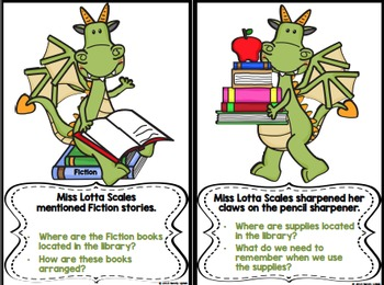 The Library Dragon Scavenger Hunt