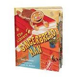 The Library Gingerbread man by Dotti Enderle Lesson plan