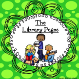 Library Skills:  The Library Pages