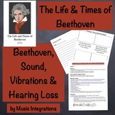 Beethoven, Sound, Vibrations & Hearing Loss