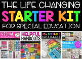 The Life-Changing Special Education Bundle (visual schedules, handouts, visuals)