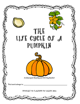 The Life Cycle of A Pumpkin Package