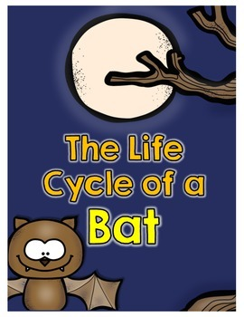 The Life Cycle of a Bat Activity Packet