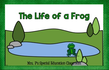 The Life Cycle of a Frog Mini Unit