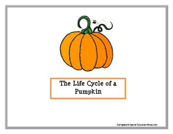 The Life Cycle of a Pumpkin