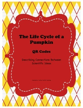 The Life Cycle of a Pumpkin QR Codes