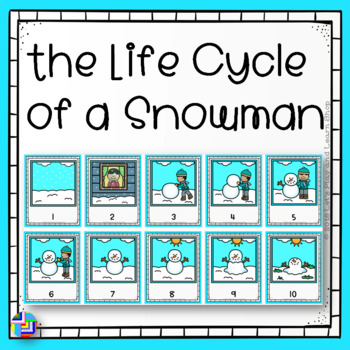 The Life Cycle of a Snowman