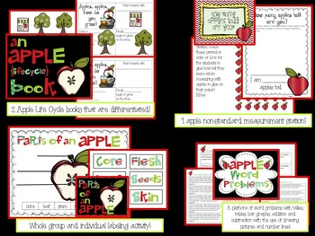 The Life Cycle of an Apple and more!