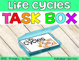 The Life Cycles Task Box {individual task box}
