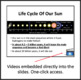 The Life and Death of Stars - Google Slides and PowerPoint Lesson