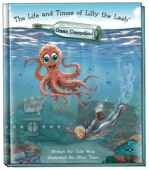 The Life and Times of Lilly the Lash: Ocean Commotion Audiobook DOWNLOAD