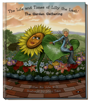 The Life and Times of Lilly the Lash: The Garden Gathering Audiobook DOWNLOAD