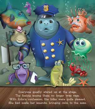 The Life and Times of Lilly the Lash: Ocean Commotion Storybook DVD DOWNLOAD