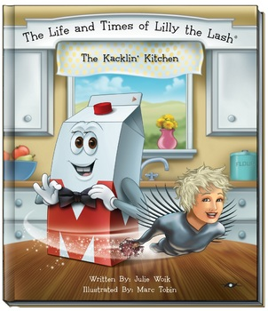 The Life and Times of Lilly the Lash: The Kacklin' Kitchen Audiobook DOWNLOAD
