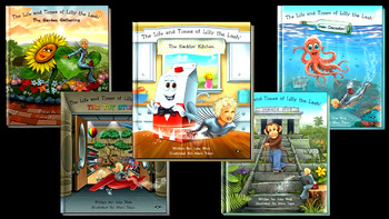 The Life and Times of Lilly the Lash: The Kacklin' Kitchen Book Trailer DOWNLOAD