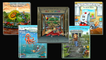The Life and Times of Lilly the Lash: The Toy Store Book Trailer DOWNLOAD