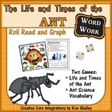 The Life and Times of The Ant Journeys 14 Roll Read and Graph