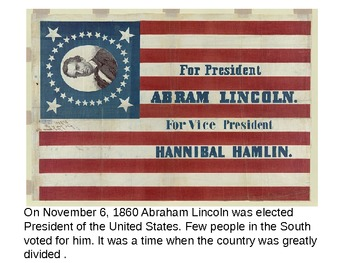 The Life of Abraham Lincoln PowerPoint