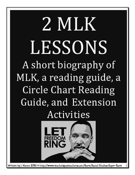 Secondary - The Life And Times of Dr. Martin Luther King Jr.