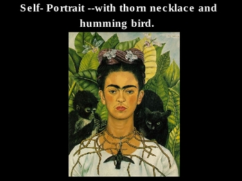 The Life of Frida Kahlo