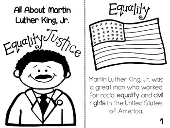The Life of Martin L King Jr- Teacher and Student Book Companion