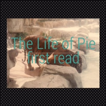 """The Life of Pi"" First Read; Code X Unit 2"